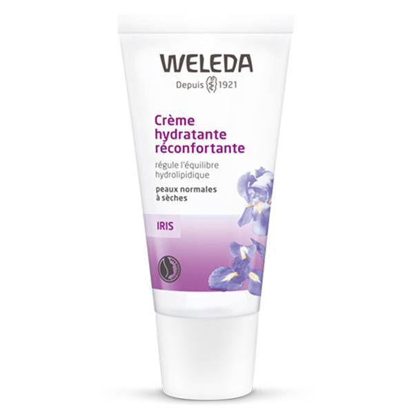 Weleda Iris Crème Hydratante Réconfortante Bio 30ml