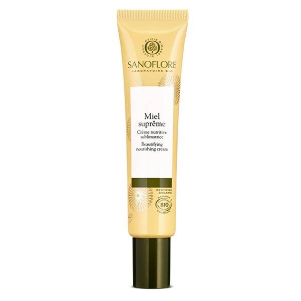 Sanoflore Miel Suprême Crème Nutritive Sublimatrice 40ml
