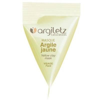 Argiletz Masque Argile Jaune Berlingot 15ml