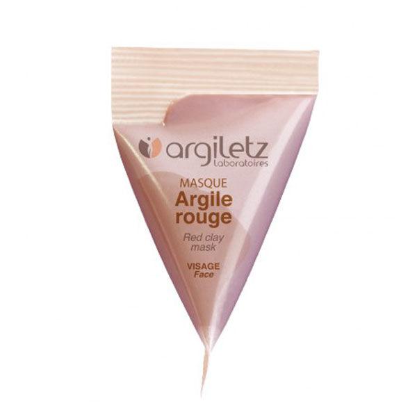 Argiletz Masque Argile Rouge Berlingot 15ml