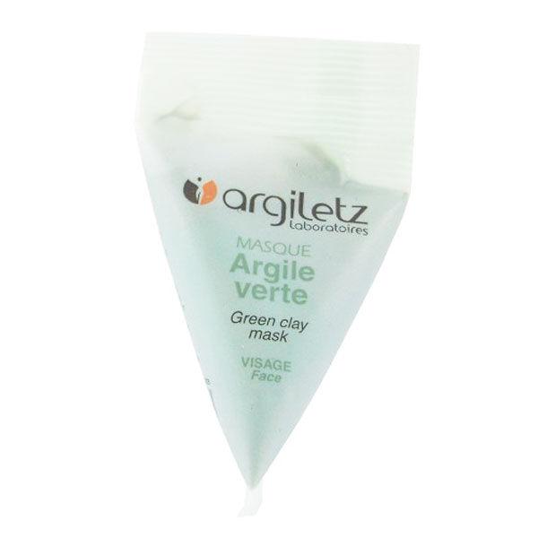 Argiletz Masque Argile Verte Berlingot 15ml