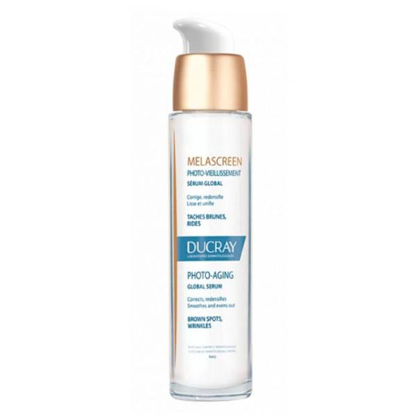 Ducray Melascreen Photo-Vieillissement Sérum Global 30ml