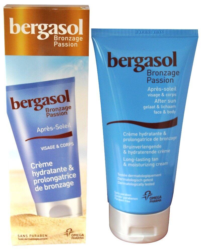 Bergasol Après-Soleil Crème Visage et Corps 150ml