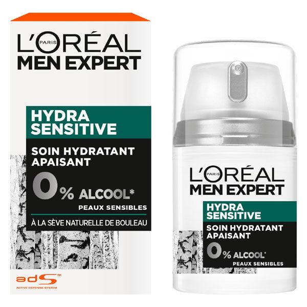L'Oréal Paris L'Oréal Men Expert Skincare Hydra Sensitive Soin Hydratant 50ml