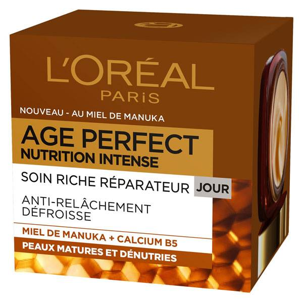 L'Oréal Dermo Expertise Age Perfect Nutrition Intense Jour 50ml