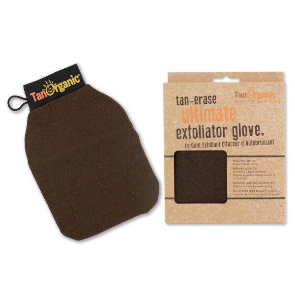 Tan Organic Gant Exfoliant Effaceur d'Autobronzant Corps