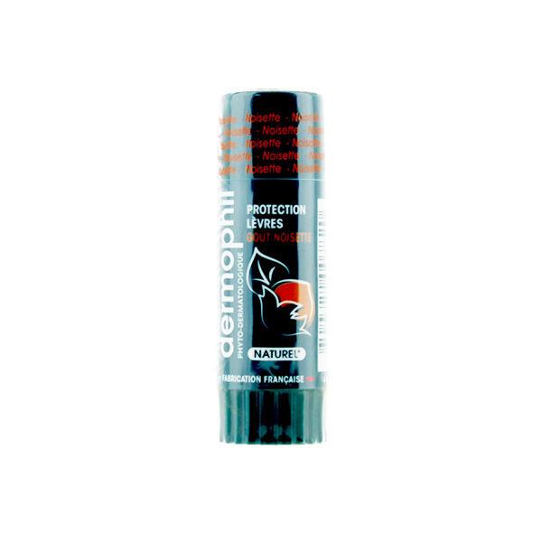Dermophil Indien Stick Lèvres Goût Noisette 4g