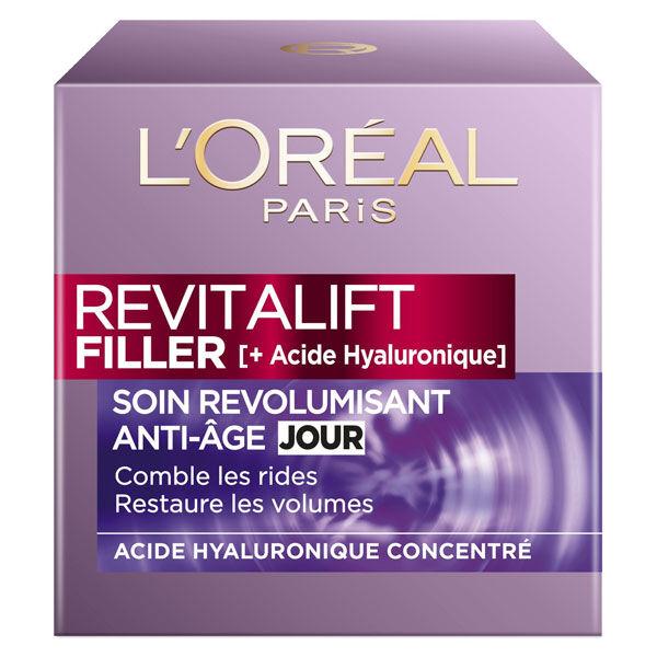 L'Oréal Paris L'Oréal Dermo Expertise Revitalift Filler +Acide Hyaluronique Jour 50ml