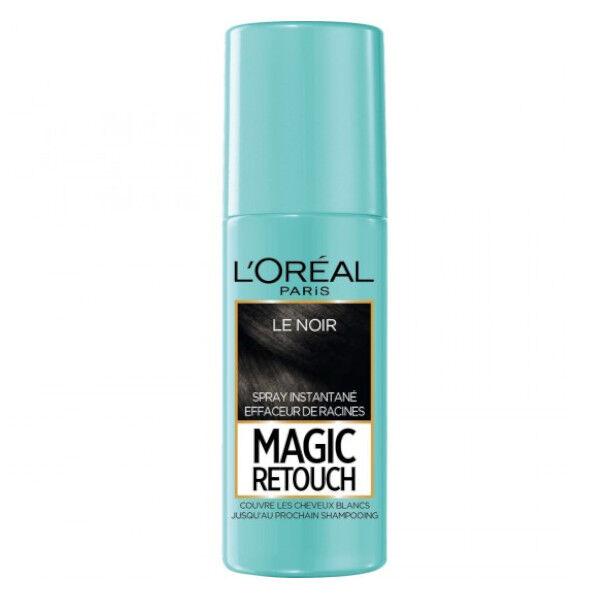 L'Oréal Paris Magic Retouch Spray Racines Noir 75ml
