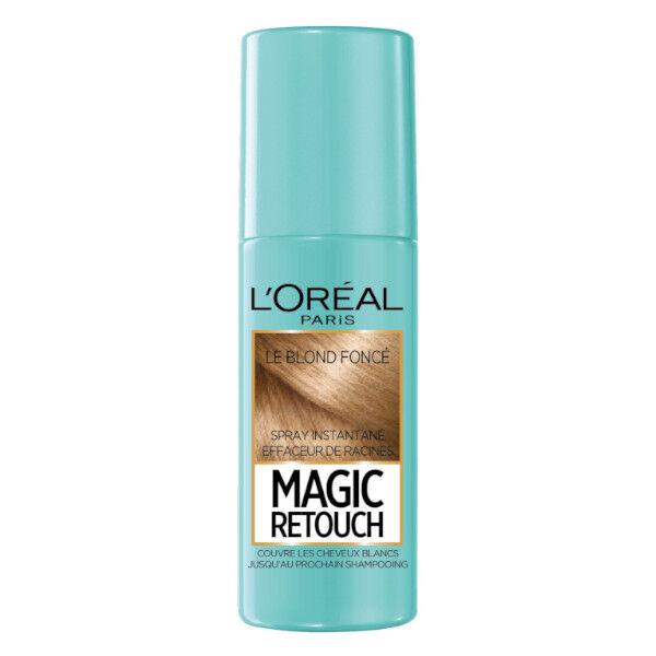 L'Oréal Paris Magic Retouch Spray Racines Blond Foncé 75ml