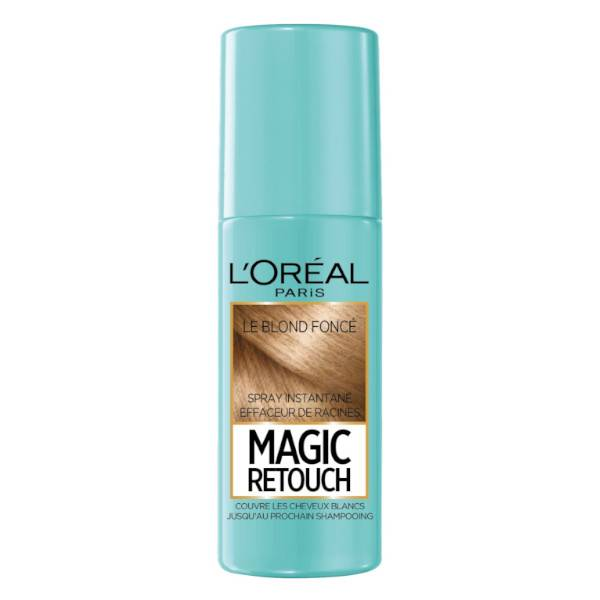 L'Oréal Paris Magic Retouch Spray Racines Blond Foncé 75ml