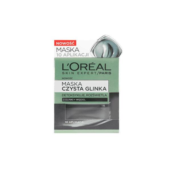 L'Oréal Paris L'Oréal Dermo Expertise Masque Detox à l'Argile 50ml