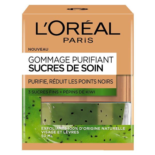L'Oréal Paris L'Oréal Dermo Expertise Sucres de Soin Gommage Purifiant 50ml
