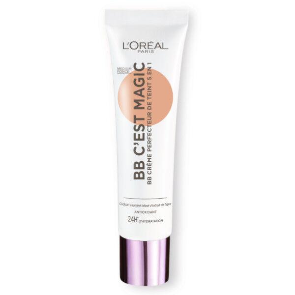 L'Oréal Paris BB C'est Magic Médium Foncé 30ml