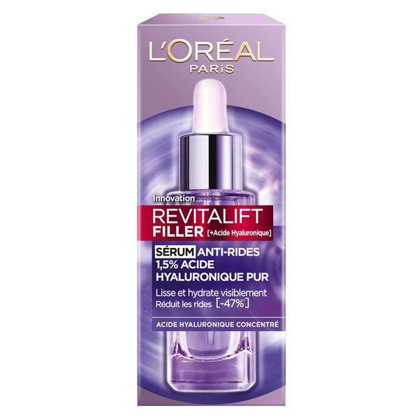 L'Oréal Paris L'Oréal Dermo Expertise Revitalift Filler +Acide Hyaluronique Sérum Anti-Rides 30ml