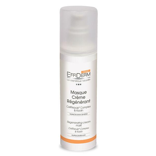 EffiDerm Visage Masque Crème Régénérant 100ml