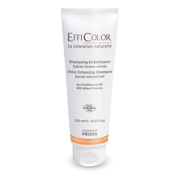 EffiColor Shampooing Embellisseur Spécial Cheveux Colorés 250ml