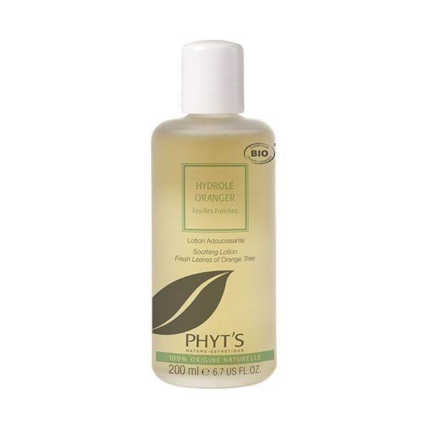 Phyt's Soins Nettoyant Hydrolé Oranger Amer 200ml