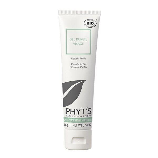 Phyts Phyt's Soins Nettoyant Gel Pureté Visage 100g