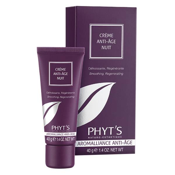 Phyts Phyt's Aromalliance Crème Anti-Age Nuit Tube 40g
