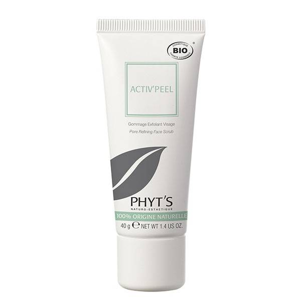 Phyt's Soins Nettoyant Activ Peel 40g