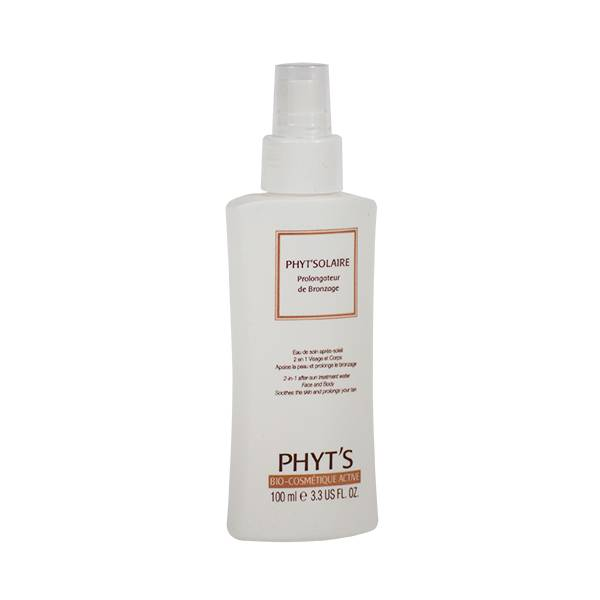 Phyts Phyt's Solaire Prolongateur de Bronzage 100ml