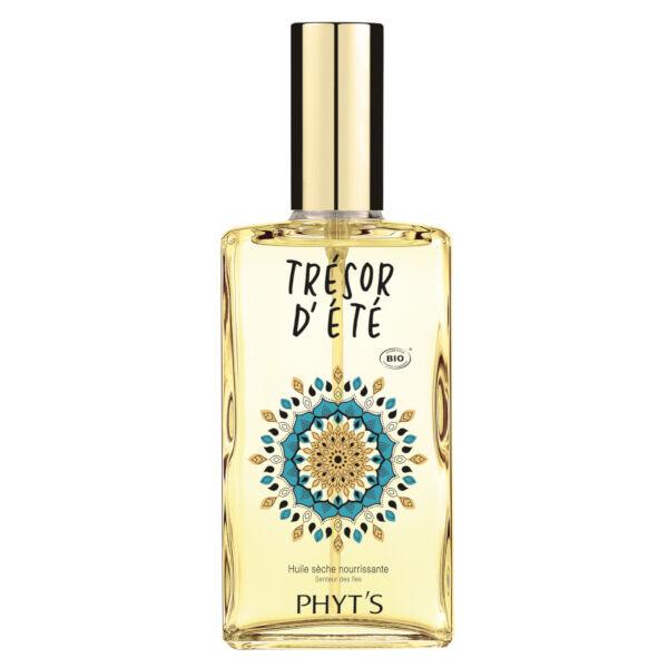 Phyts Phyt's Solaire Trésor d'Été Huile Sèche Corps & Cheveux 90ml