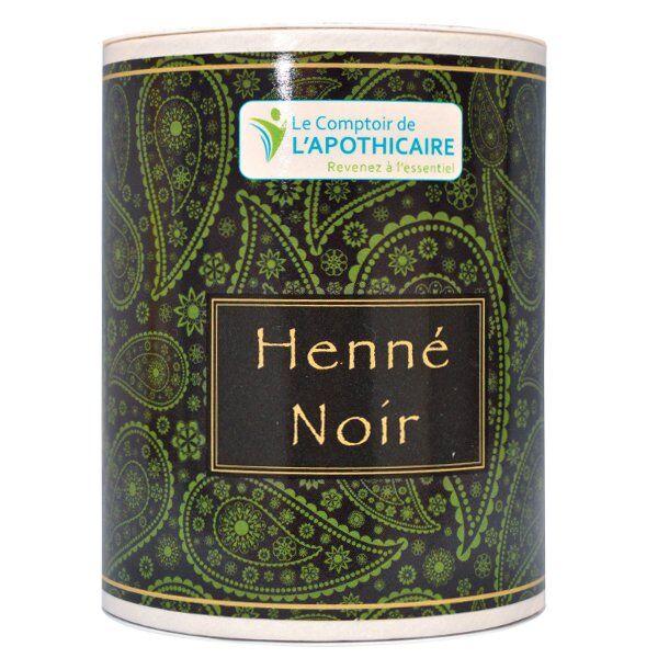 Le Comptoir de l'Apothicaire Henné Noir 100g