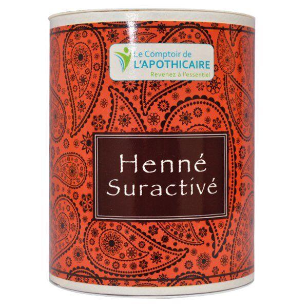 Le Comptoir de l'Apothicaire Henné Suractivé 100g