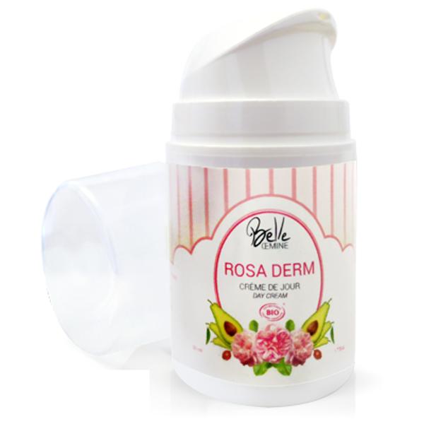 Belle Oemine Rosa Derm Crème de Jour Anti-Rougeur Bio 50ml