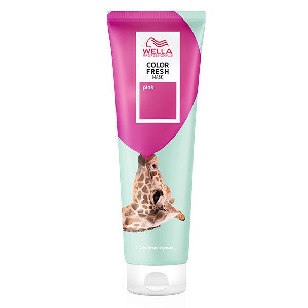 Wella Professionals Color Fresh Mask Pink 150ml