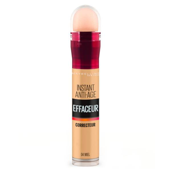 Maybelline New York Maybelline Instant Anti-Age l'Effaceur Anti-Cernes 04 Miel 6,8ml