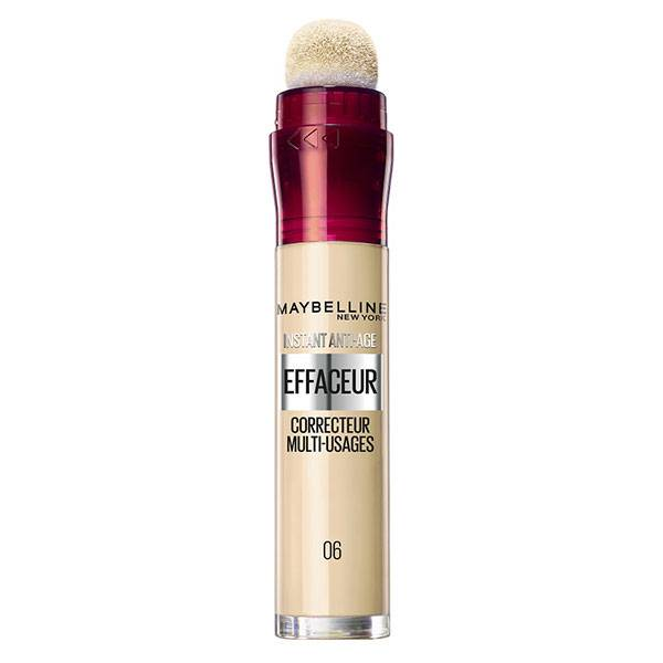 Maybelline New York Maybelline Instant Anti-Age l'Effaceur Anti-Cernes 06 Jaune 6,8ml