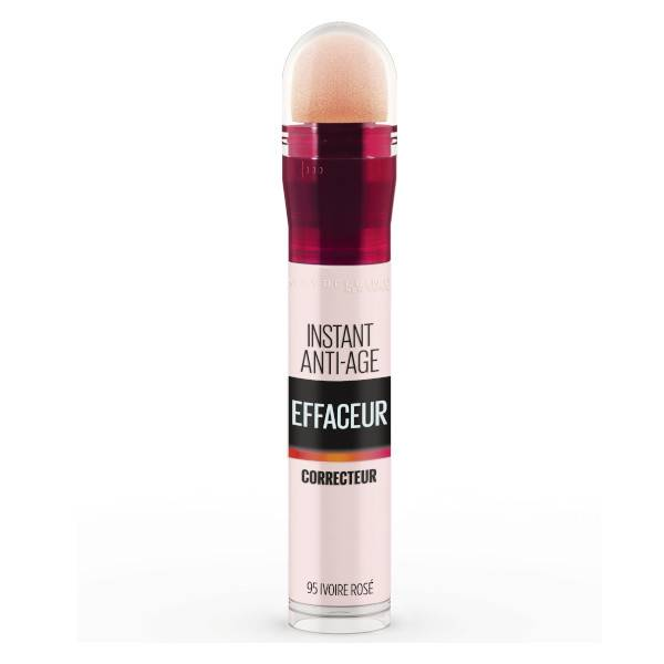 Maybelline New York Maybelline Instant Anti-Age l'Effaceur Anti-Cernes 35 Cool Ivory 6,8ml