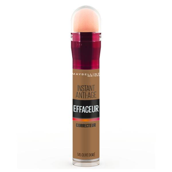 Maybelline New York Maybelline Instant Anti-Age l'Effaceur Anti-Cernes 145 Warm Olive 6,8ml