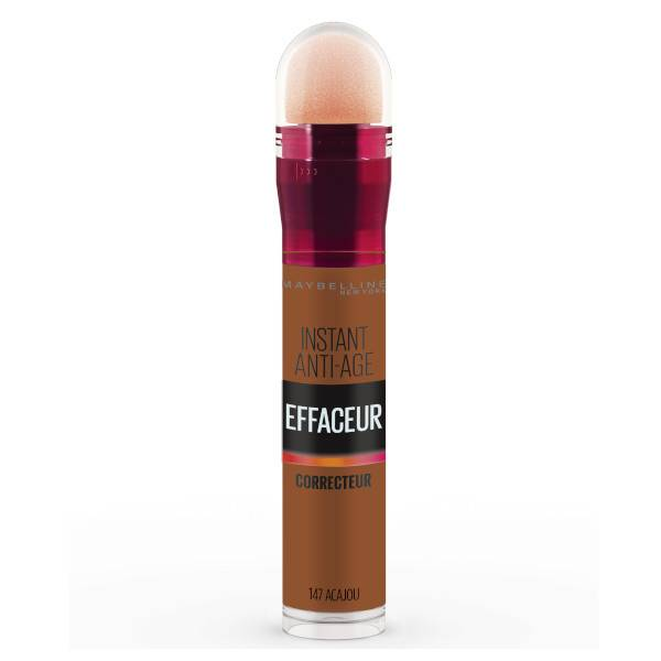 Maybelline New York Maybelline Instant Anti-Age l'Effaceur Anti-Cernes 147 Terracota 6,8ml