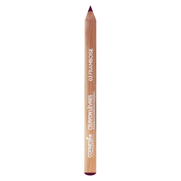 Copines Lines Lèvres Crayon Contour Bio N°3 Framboise 1,04g