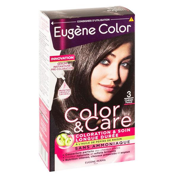 Eugène Color Color & Care n°3 Châtain Foncé