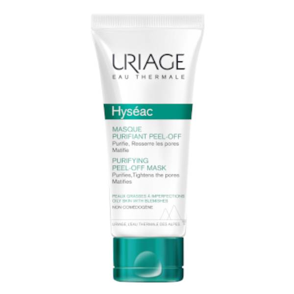Uriage Hyséac Masque Purifiant Pell-Off 50ml