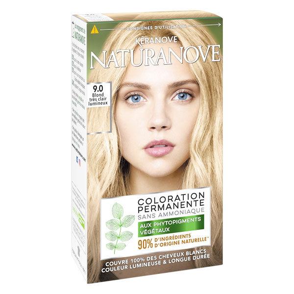 Kéranove Naturanove Coloration n°9 Blond Très Clair Lumineux