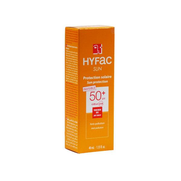 Hyfac Sun Toucher Sec SPF50+ Invisible 40ml