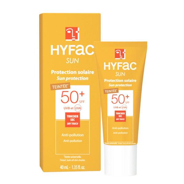 Hyfac Sun Crème Solaire Teintée SPF50+ 40ml