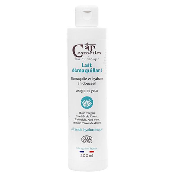 Cap Cosmetics Lotion Lait Démaquillant Bio 200ml