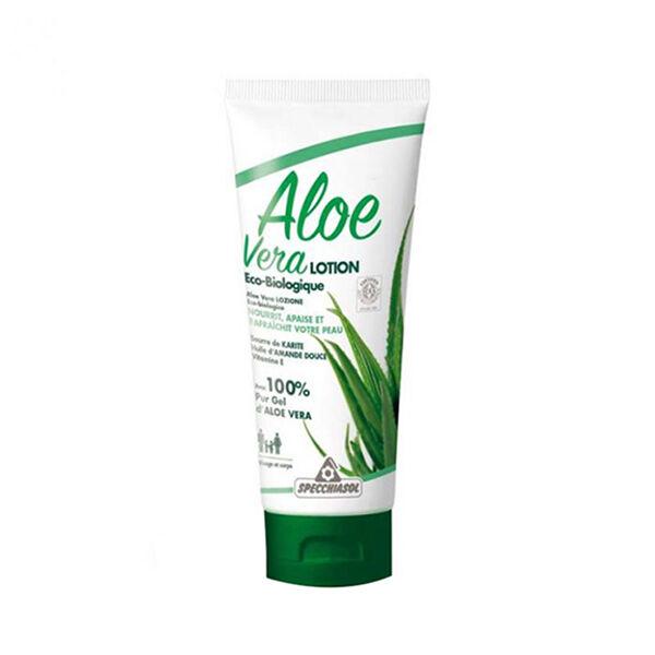 Specchiasol Lotion d'Aloe Pur Karité Bio 200ml