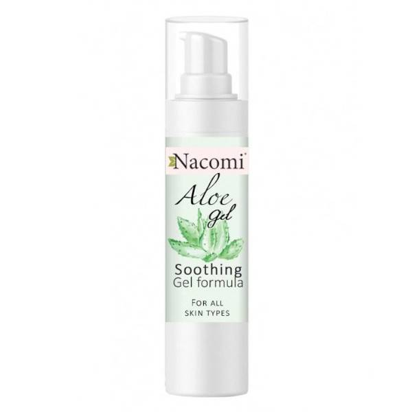 Nacomi Gel Aloe Apaisant 50ml
