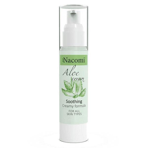 Nacomi Crème à l'Aloe Vera 50ml