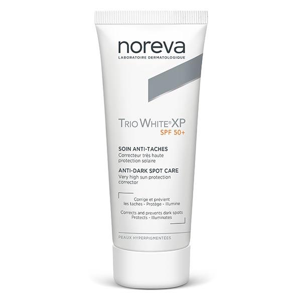 LED NOREVA Noreva Trio White XP Soin Anti-Taches SPF50+ 40ml