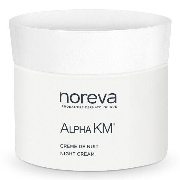 LED NOREVA Noreva Alpha KM Crème de Nuit Anti-Rides Correcteur Anti-Age 50ml