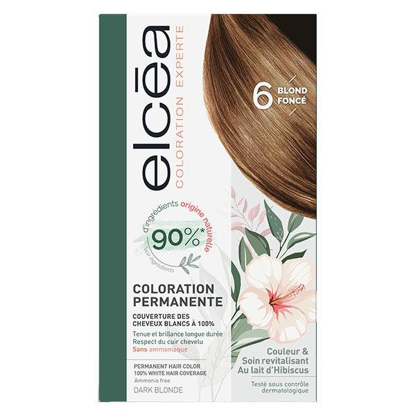 Elcea Coloration 6 Blond Foncé