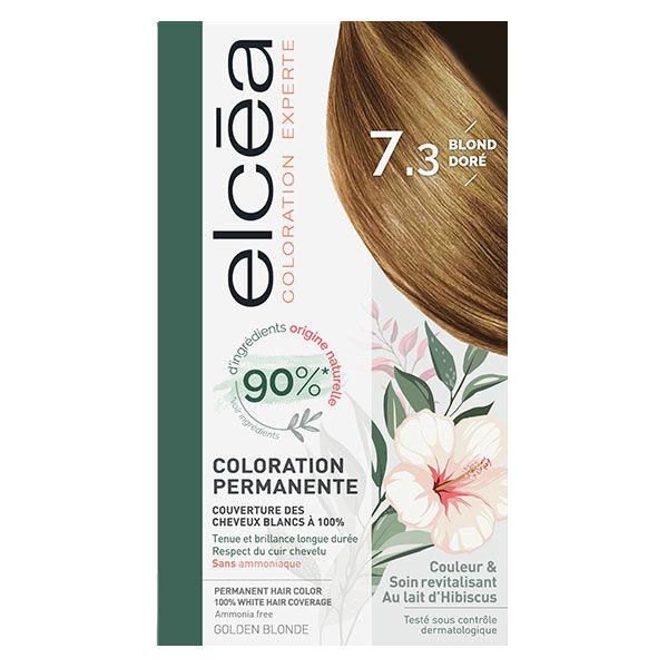 Elcea Coloration 7.3 Blond Doré